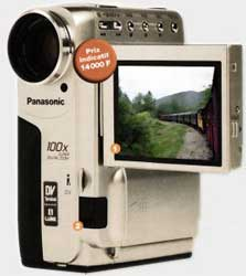 Panasonic NV-EX1EG