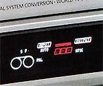 Conversion standard Samsung SV 5000 W