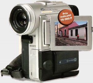 Sony-DCR-PC100