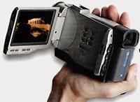Prise en main Sony-DCR-TRV8