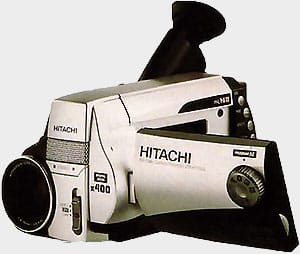 Hitachi VM-H755
