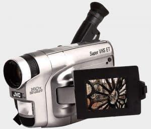 Caméscope JVC GR SXM46