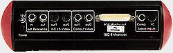 Branchements Electronics Design TBC-Enhancer