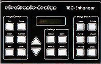 Réglages Electronics Design TBC-Enhancer