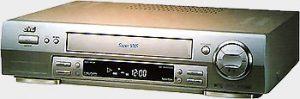 Magnétoscope HR-S 6600