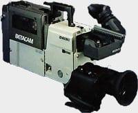 Camescope Sony Betacam
