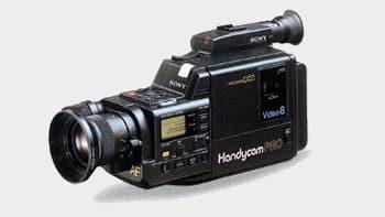 Sony CCD-V90