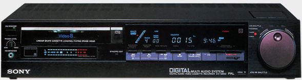 Sony EV-S800