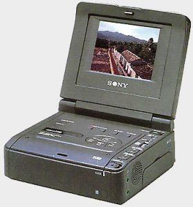 Sony GV-A 500