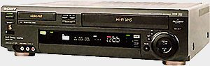 Magnétoscope VHS Video8 SONY SLV-T2000