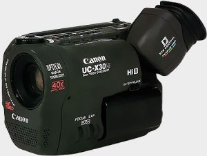 Canon UC-X30