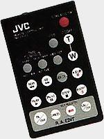 Télécommande JVC GR-SX1