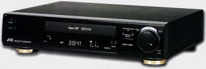 JVC HRS8000