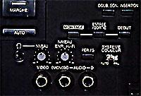Table de montage JVC HRS8000