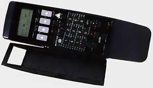 Télécommande NV-HD700