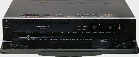 Magnétoscope VHS Panasonic NV-HS1000