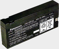Batterie Panasonic NV-MS5