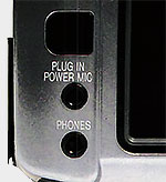 Prise micro Sharp VL-DC1 S