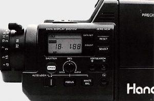 Ecran de contrôle LCD Sony CCD-V90