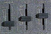 Mixage audio RM-E1000