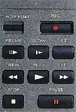 Pilotage Sony RM-E1000