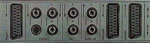 Connectique VideoCut 230 CTI