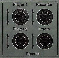 Prise de montage VideoCut 230 CTI
