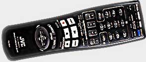 Télécommande JVC-HRS8000