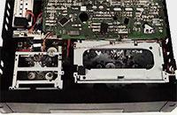 Intérieur Goldstar R-DV80