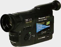 Panasonic NV-SX3EG