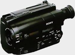 Sony CCD-TR501E