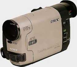 Sony CCD TR555
