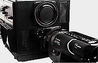 Caméra vidéo avec Top Star DA-500