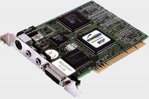 Carte de numérisation MPEG Cut machine