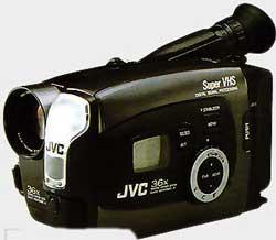 JVC GR-SZ5000E