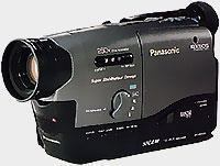 Panasonic NV-RX505F