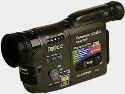 Panasonice NV-SX50