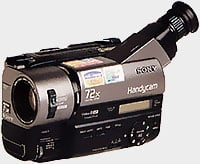 Sony CCD-TR640E
