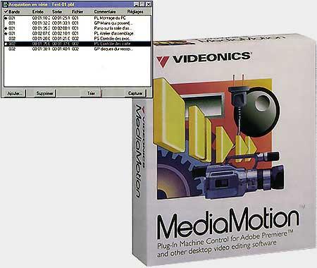 Videonics MediaMotion 3.0