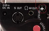 Connectique JVC GR-DVL9000