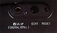 Prise montage JLIP JVC GR-DVL9000