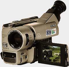 Sony CCD-TRV65E