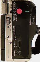 Réglages DCR-PC10