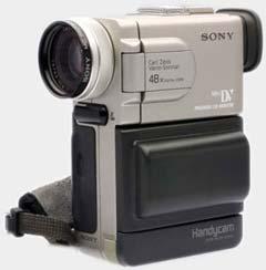 Sony DCR PC10