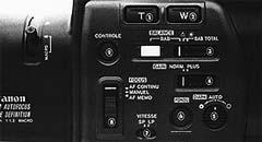 Controle caméra VM E2