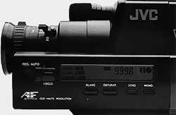 Partie caméra JVC-GR45