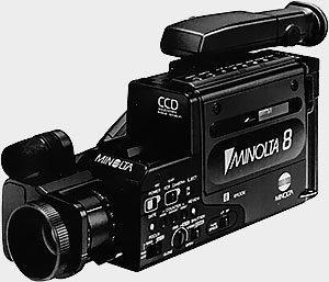 Minolta 8100 E