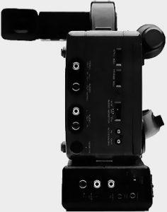 Face arrière CCD V200