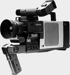 Sony CCD V100