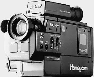 Sony CCD-V30